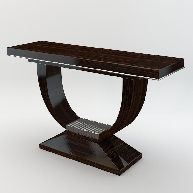 x davidson albany table