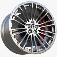 max wheel vorlage silvertone edition