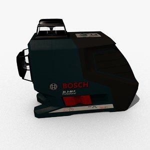 bosch laser c4d