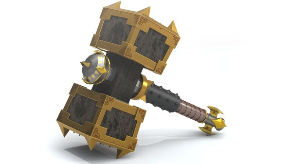 3ds max epic hammer