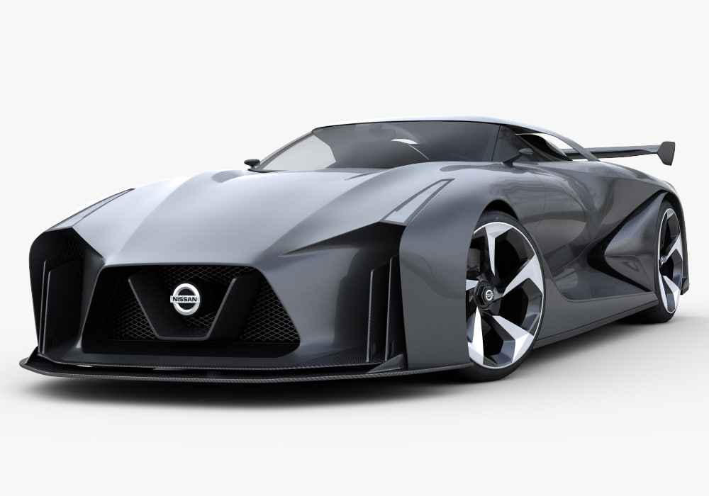 max nissan concept 2020 vision