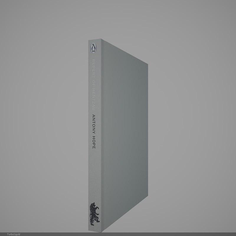 book 78 3d model
