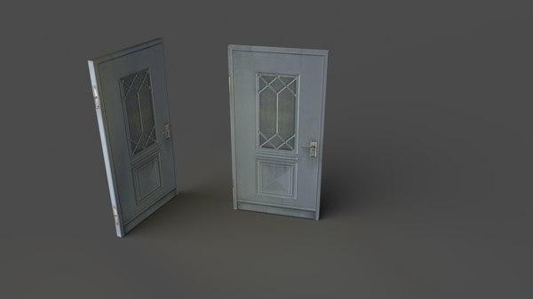 door 05 - 3d model
