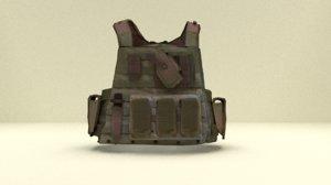 maya bullet proof vest