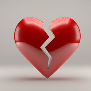 of valentine heart