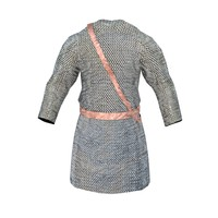 haubergeon armor chainmail max