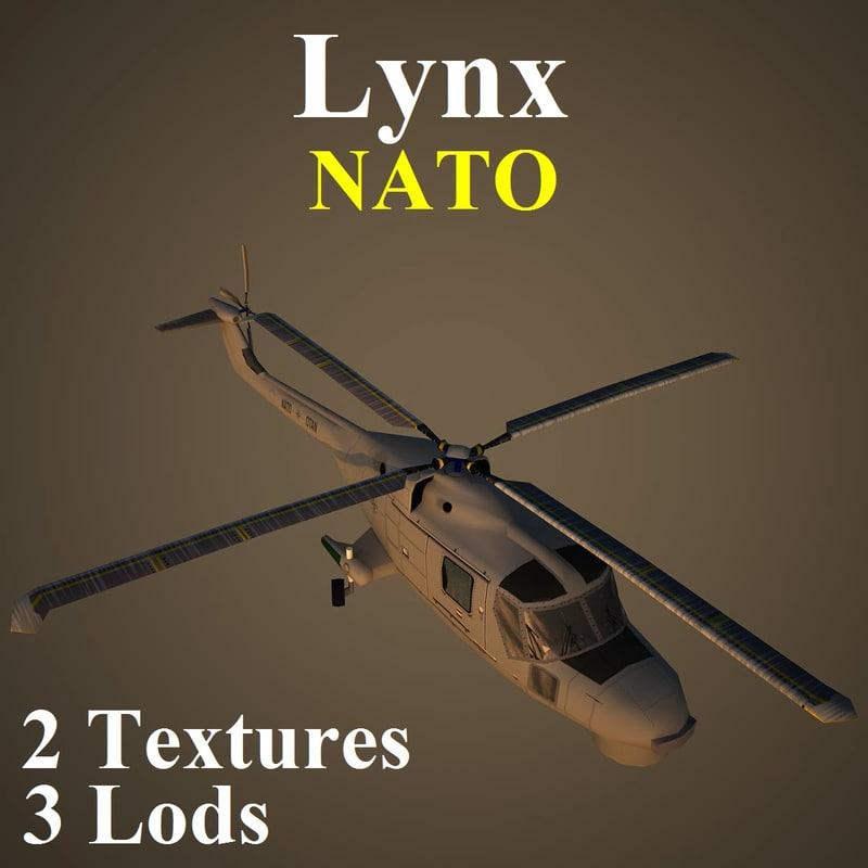agustawestland lynx nat helicopter max
