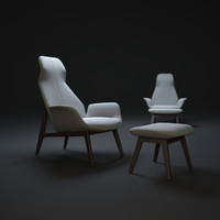 Poliform-Ventura-Lounge-armchair