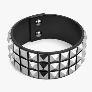 punk bracelet 3ds