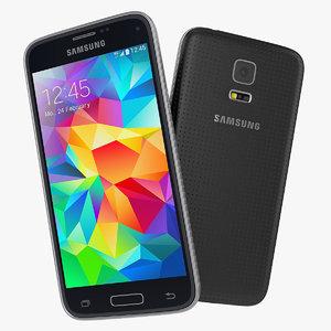 new mini smartphone samsung 3d model