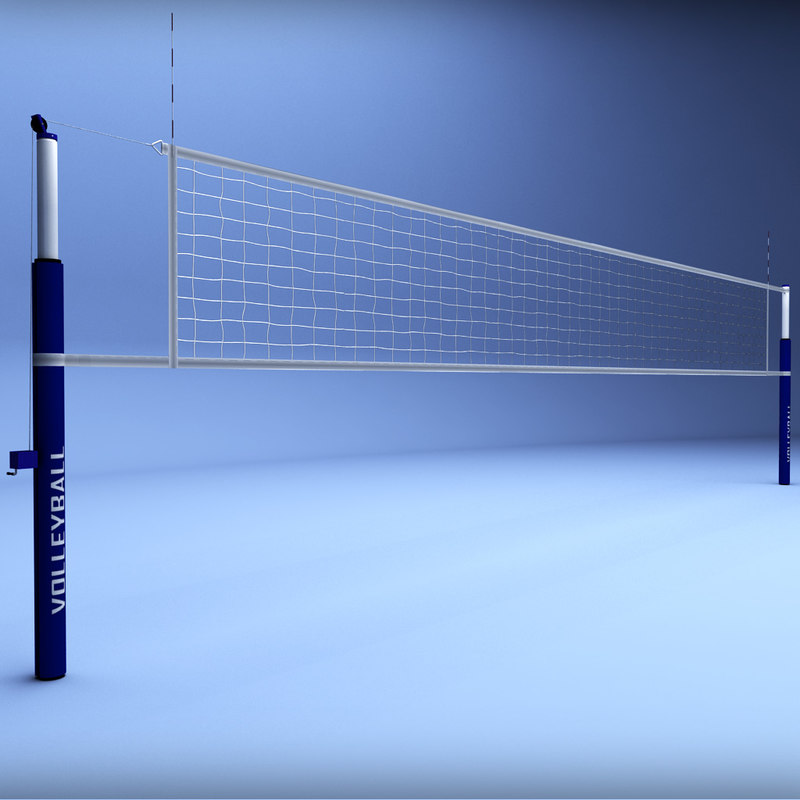 volleyball net 3ds