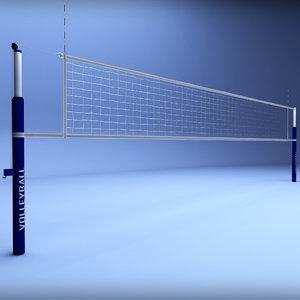 volleyball net 3ds