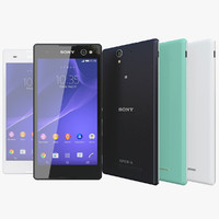 Sony Xperia C3 All Colors