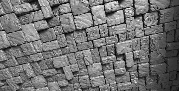 3 tileable stones tiles max