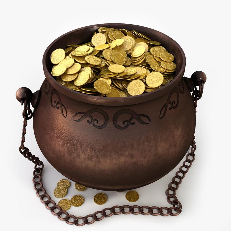max pot gold