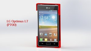 3ds max case lg optimus l7
