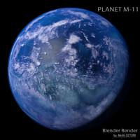planet m-11 m max