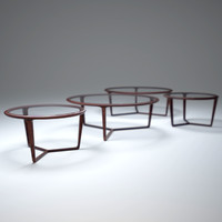 3ds max ceccotti-stella-coffee-table