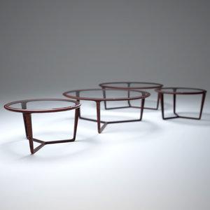3ds max ceccotti-stella-coffee-table