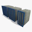 air filter 3D models
