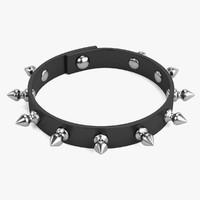 3ds max punk bracelet