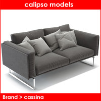 3ds max brand cassina