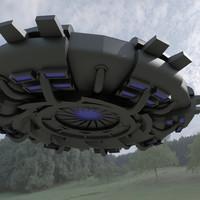 UFO - Flying Saucer