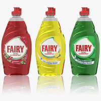 Fairy 3 Colors