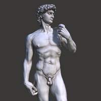 Michelangelo's David Statue