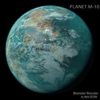 planet m-10 m max