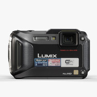 Panasonic Lumix DMC-TS5 Black