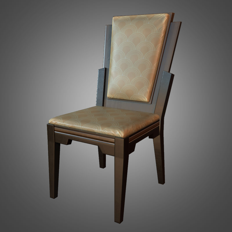 obj deco dining chair