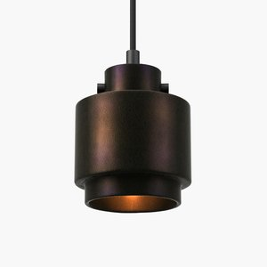lustre light 3 tom dixon 3d obj