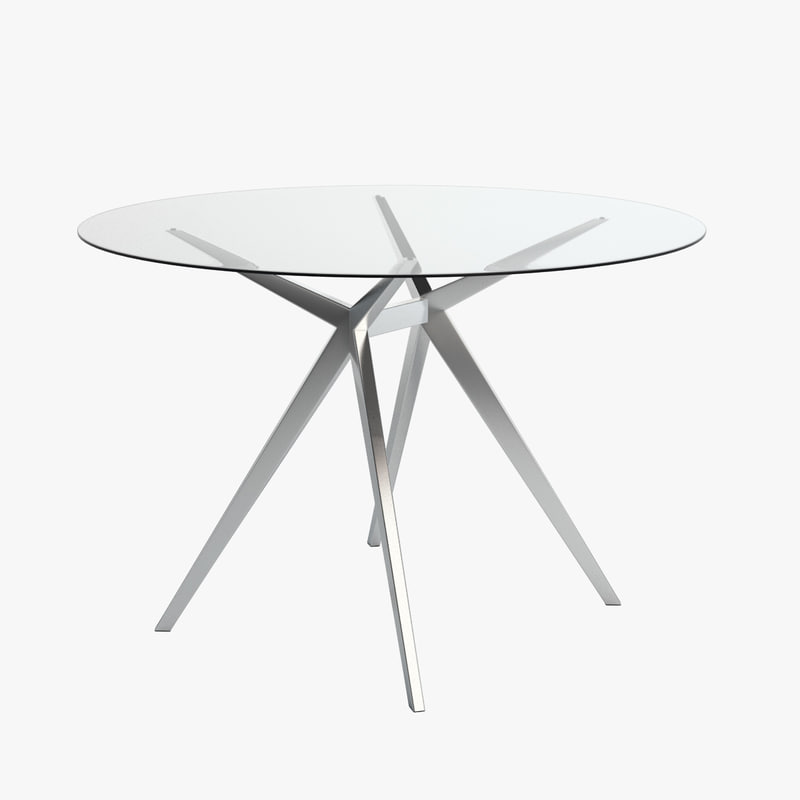 3d calligaris seven table
