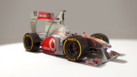 3d model cartoon formula 1 -