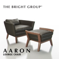 The Bright Group Aaron Lounge Chair