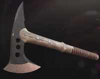 max hatchet weapon