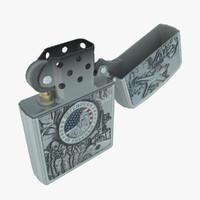 3ds zippo lighter
