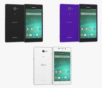 Sony Xperia M2 All Colors