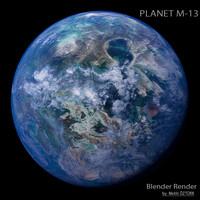 Planet M-13