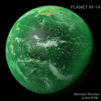 planet m-14 m 3d max