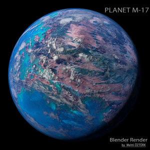 planet m-17 m max
