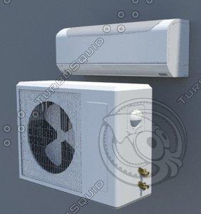 AC split unit