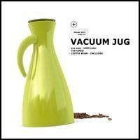 3d model vacuum jug