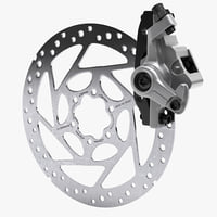 Bicycle Brake Caliper Shimano Nexave C500 BR