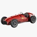 formula 1 car 3D models
