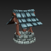 3d model of well low