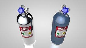 Nos Nitrous Oxide Bottles