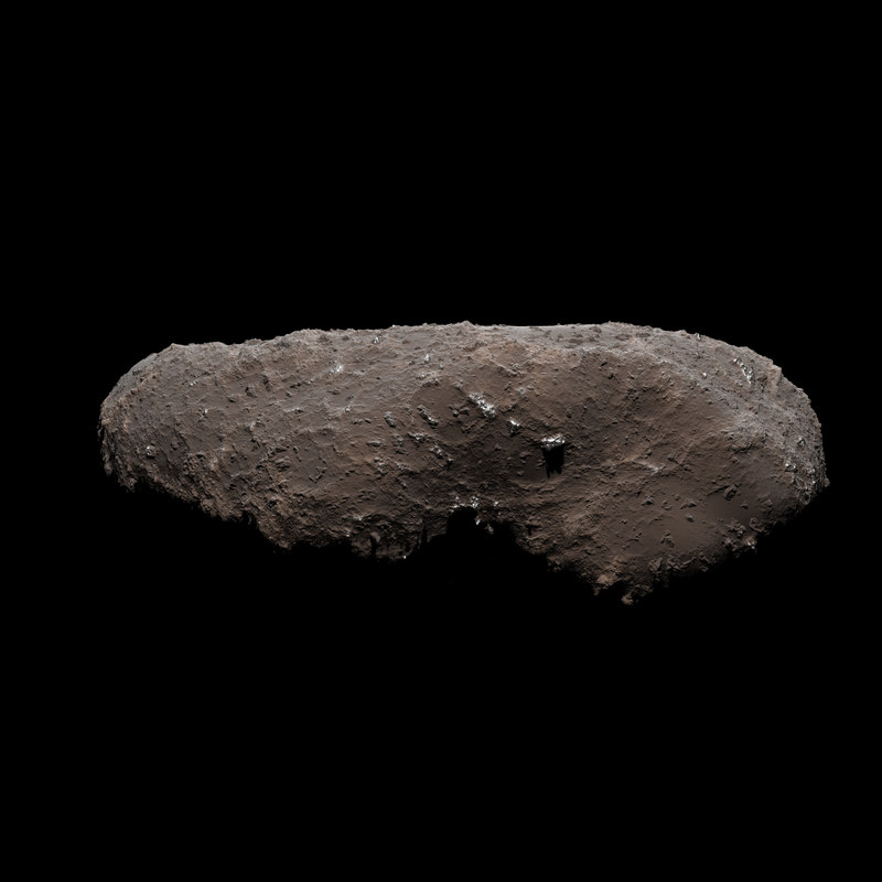 3ds max asteroid