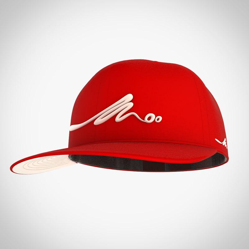 3ds red cap